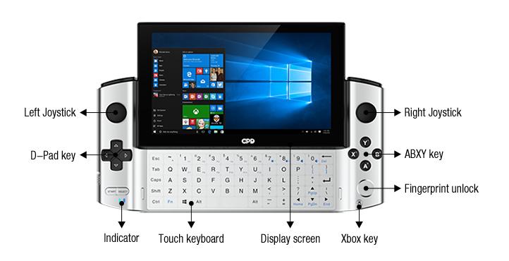 #GPD,#GPDWIN,#GPDWIN3,#GpdWIN3,#WIN3,Windows 10 mobile gaming,mobile gaming mit WIN 10,mobile ...png