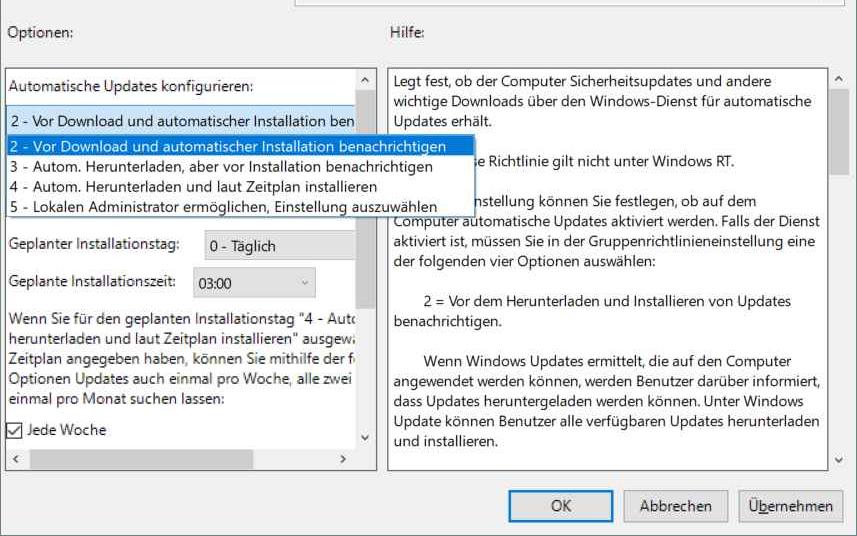 gpedit.msc - Automatische Updates.png