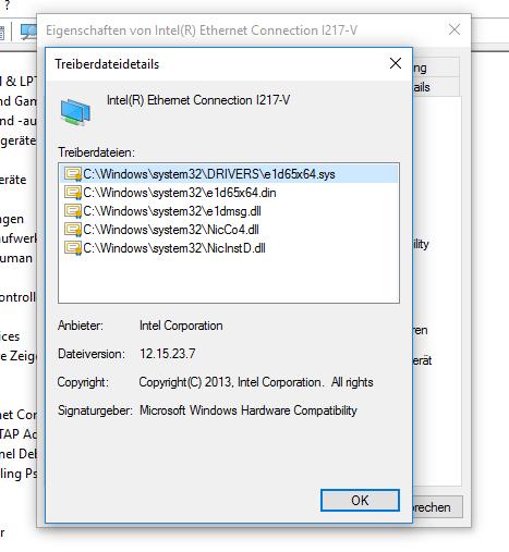 netzwerkadapter installieren