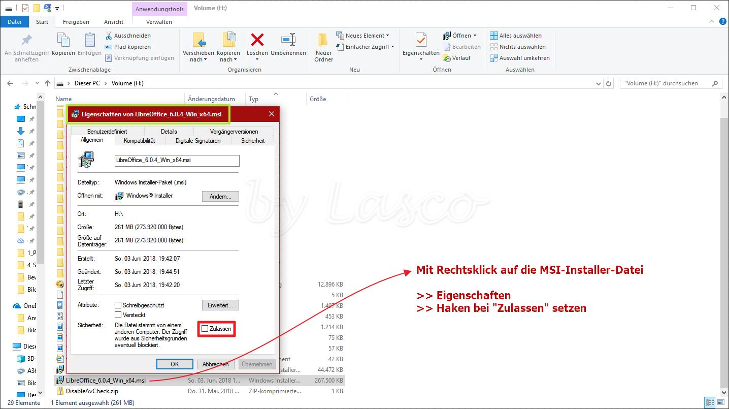 Windows 10 Fehlercode 0x80042405 - 0xA001A