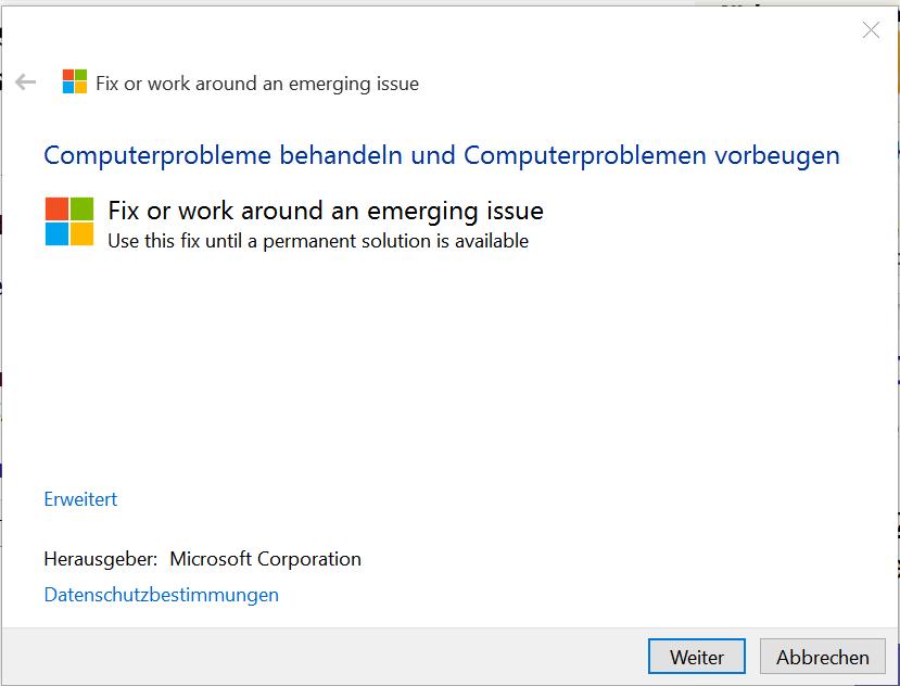 Windows 10 Einstellungen Lassen Sich Nicht öffnen