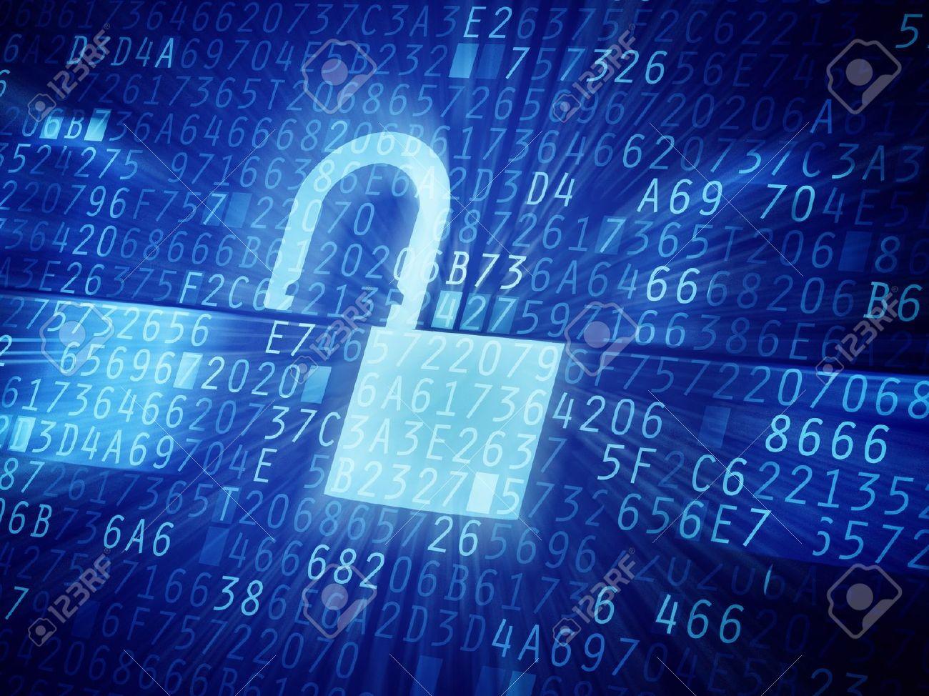 22102727-Cracked-Sicherheitscode-abstraktes-Bild-Passwortschutz-konzeptionellen-Bild-Lizenzfrei.jpg