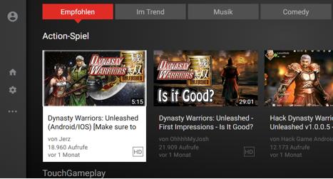 YouTube Leanback TV Modus lässt euch auch unter Windows 10 YouTube