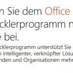 So lässt sich Office 365 völlig legal und kostenlos über Microsoft Developer beziehen