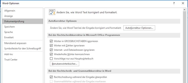 MicrosoftWordMSWordDokumentprüfungautomatischeRechtschreibprüfungRechtschreibunggehtnic.png
