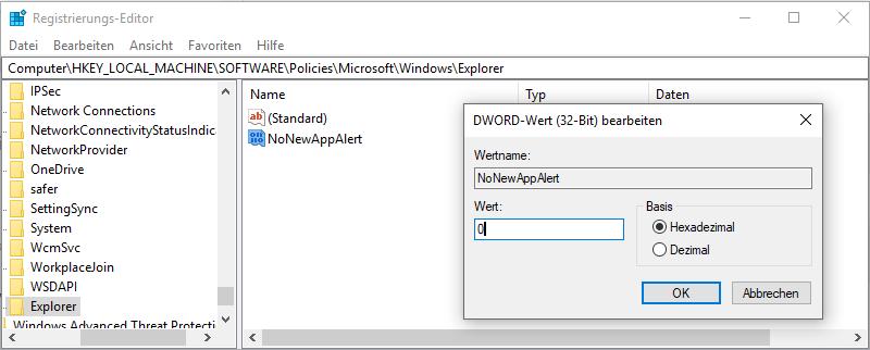 Windows-10HomeProProfessionalneue-Appneue-AnwendungPopUpFensterHinweisfesterInfo-Center-3.png