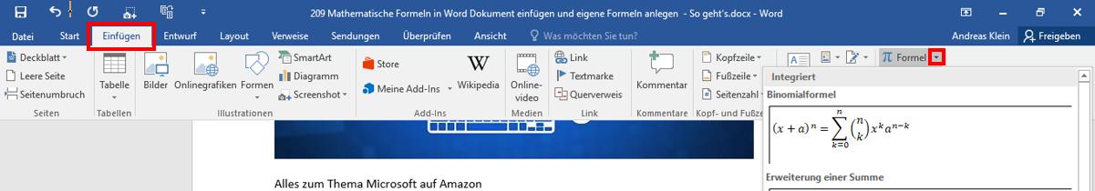 MicrosoftWord20132016Word-2013Word-2016FormelnFormelmathematische-Formeln-in-Word-einfüg.png