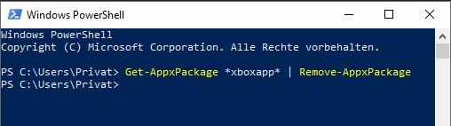 WindowsXboxAppAnwendungXbox-AppXbox-AnwendunglöschendeinstallierenentfernenXbox-App-lös-2.png