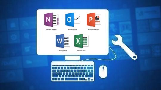 MicrosoftOfficePaketProgrammProgrammeExcelOutlookWordPowerPointOneNoteMenübandEinstel.png