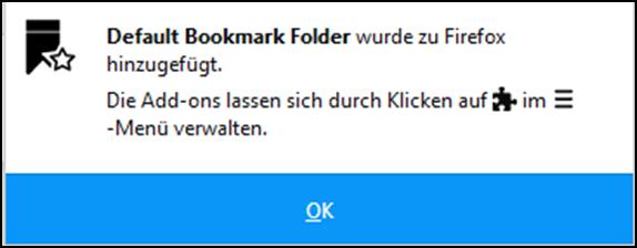 MozillaBrowserFirefoxOrdnerStandardStandardordnerStandardortLesezeichenBookmarksWeitere.png