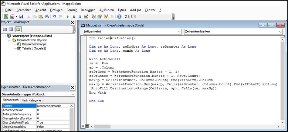 MicrosoftOfficeExcelZeileTeilenWaagrechtWaagerechtWerteMakroMakrosFormelFormelnAutoA.png