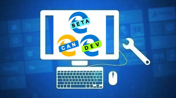Microsoft Edge auf Chromium Basis steht zum Download im Dev