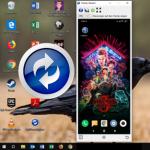 Per USB Verbindung Android Smartphone am Windows 10 Desktop PC spiegeln - So klappt es!