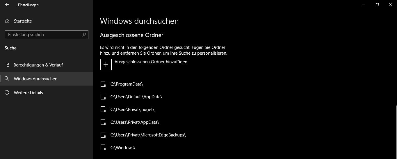 Windows-10Win-10Windows10Win10SucheSuchefunktionSuFuOrdnerOrdner-entfernenOrdner-ausschließenOrdner-hinzufügenAusgeschlossenen-Ordner-entfernenentfernten-Ordner-hinzugügen-2.png