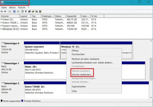 Datenträgerverwaltung Kontextmenü verkleinern.jpg