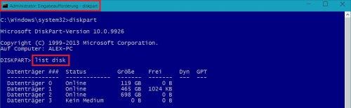 Diskpart - list disk.jpg