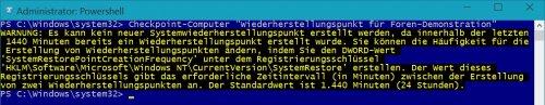 Powershell - Fehlermeldung Wiederherstellungspunkte.jpg