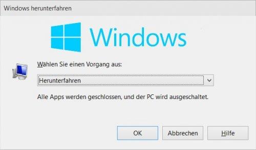 Windows 10 Build 10061 - Tastenkombination ALT+F4 - Herunterfahren.jpg