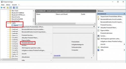 Ereignisanzeige - Anwendungs und Dienstprotokolle - CAPI2 Protokoll aktivieren.jpg