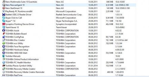 2015-08-21 Software-Liste III.JPG