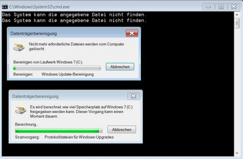 Datenträgerbereinigung - Windows 7.jpg