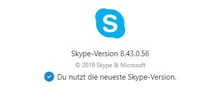 Skype zuletzt gesehen verbergen