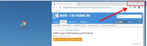 Gmx Auf Desktop