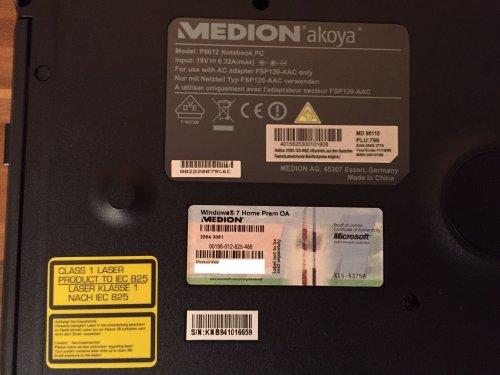 Medion Win 7 Key Aufkleber.JPG