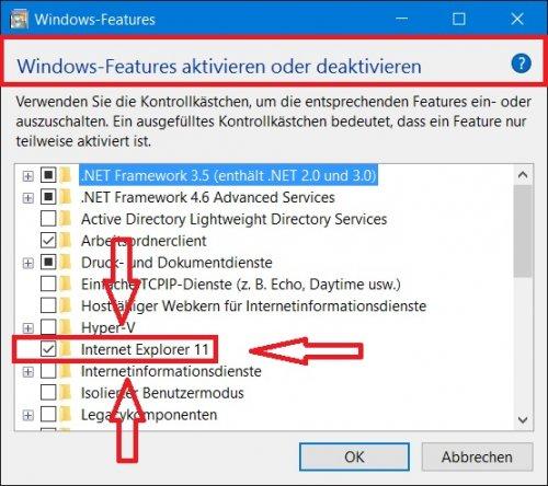 Windows Features aktivieren oder deaktivieren - Internet Explorer.jpg