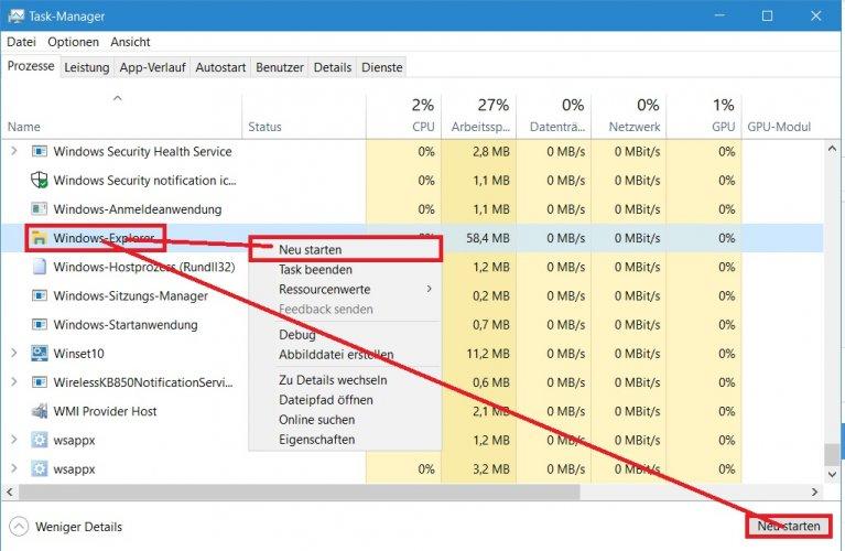 Taskmanager - Explorer - Neu starten.jpg