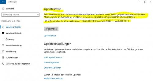 Windows Defender Update Fehler.JPG